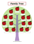 Apples Family Tree