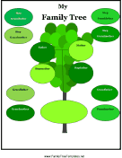 Stepfamily Tree