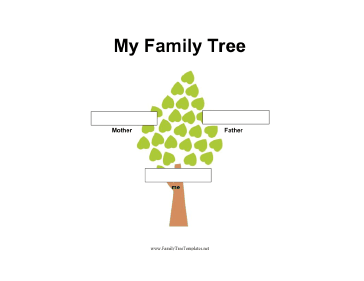 Pedigree chart for kids kids matttroy for 11 generation family tree template