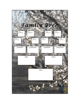 Family tree with photo background template - Family tree desktop wallpaper ...